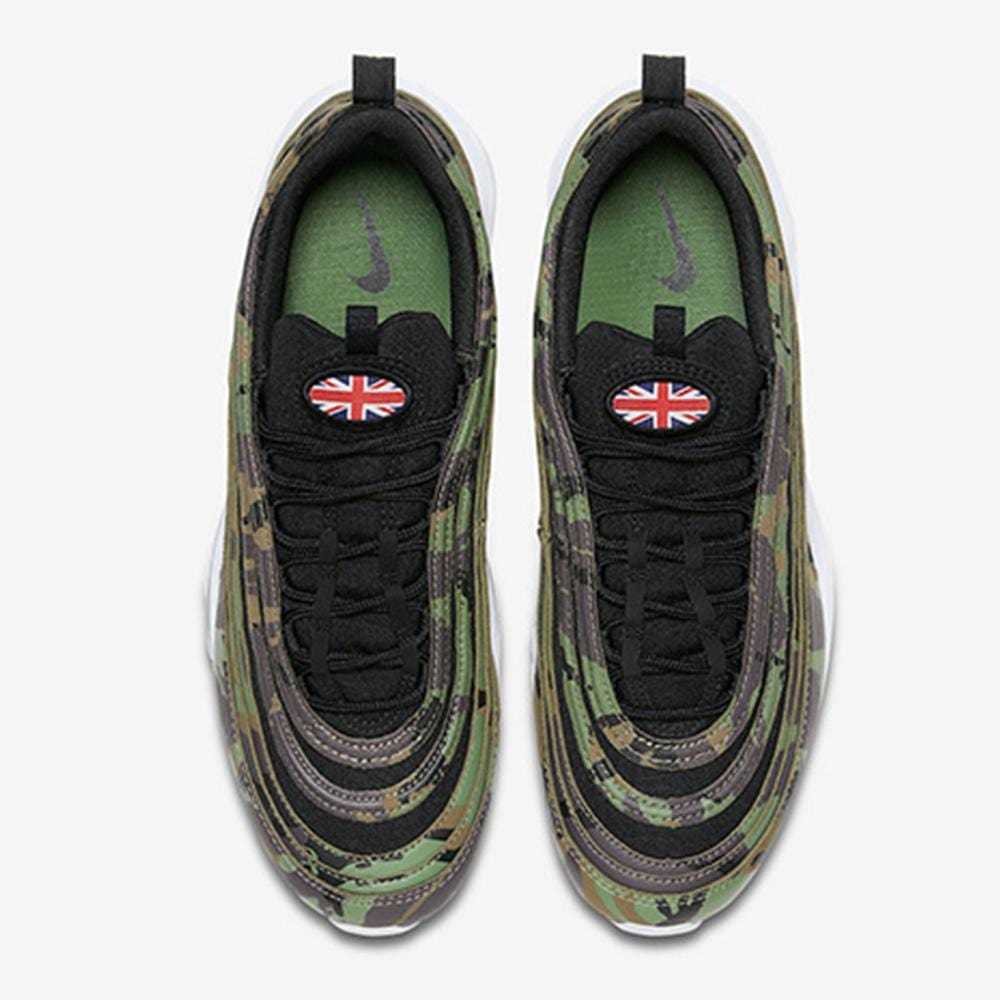 official photos 39f46 d0439 Nike Air Max 97 UK Country Camo Pack