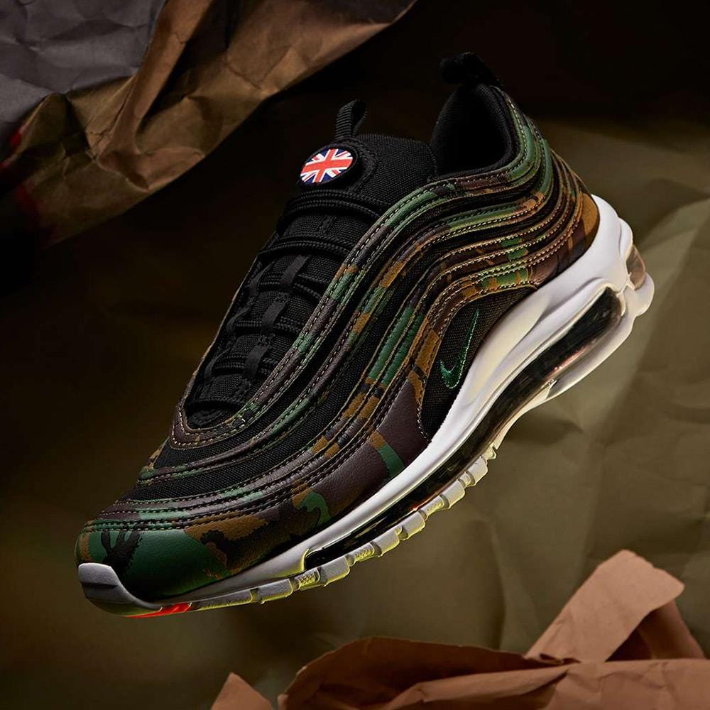 Nike Air Max 97 UK Country Camo Pack