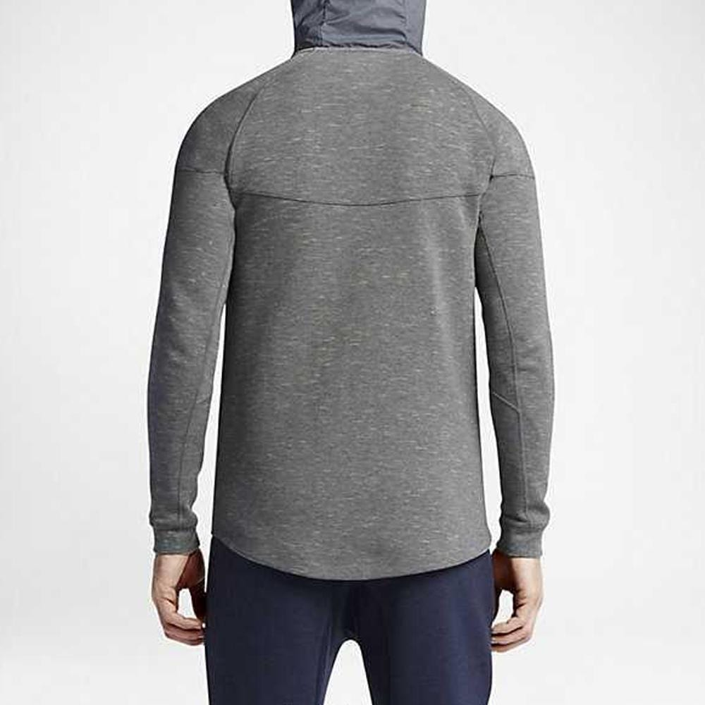 Nike TECH FLEECE BONDED WINDRUNNER - Kick Game
