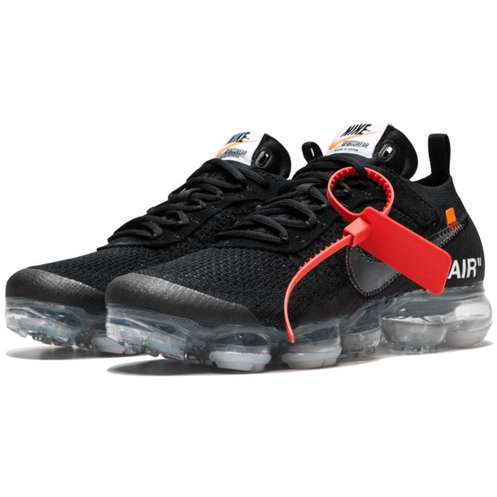 cheaper af003 2083d Off-White x Nike Air VaporMax Flyknit Black