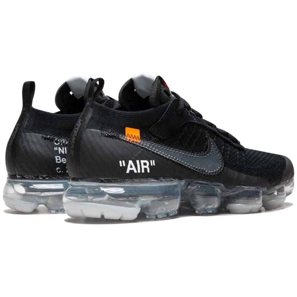 cheaper 3f17a 5528d Off-White x Nike Air VaporMax Flyknit Black
