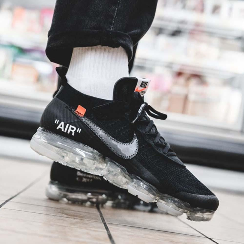 White Nike Flyknit Air Vapormax X Black Off rxEBoQWdeC