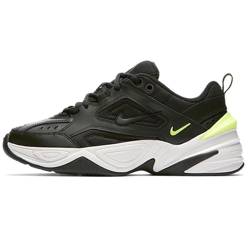 Nike M2K Tekno Black Volt Womens - Kick Game
