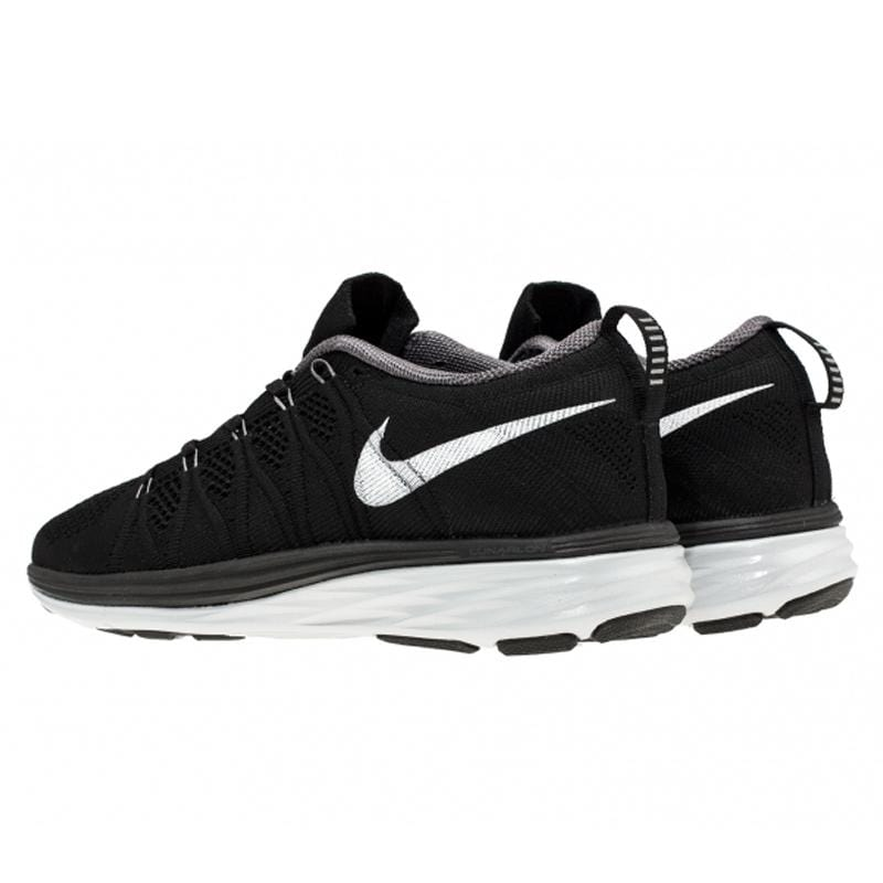 NIKE WMNS FLYKNIT LUNAR2 - BLACK - Kick Game