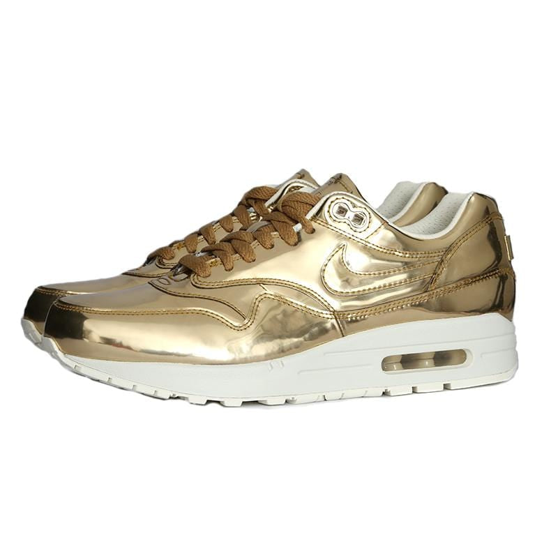 chaussures de séparation a4c8e 833f8 Nike Air Max 1 SP 'Liquid Gold'