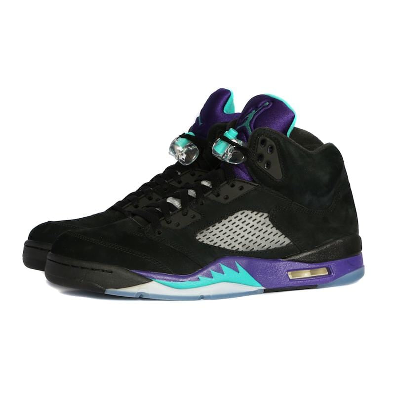 brand new 3bb8b 8cd9d Air Jordan 5 Retro 'Black Grape'