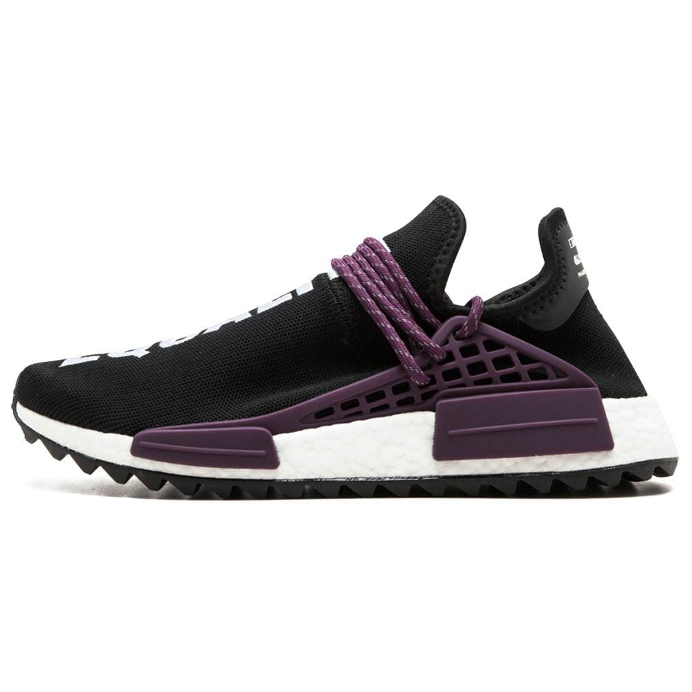 top fashion promo codes best Pharrell x NMD Trail Holi Human Race 'Black'