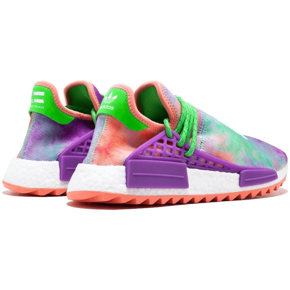 best sneakers 1ab7b 038e3 Pharrell x NMD Trail Holi Human Race Chalk Coral