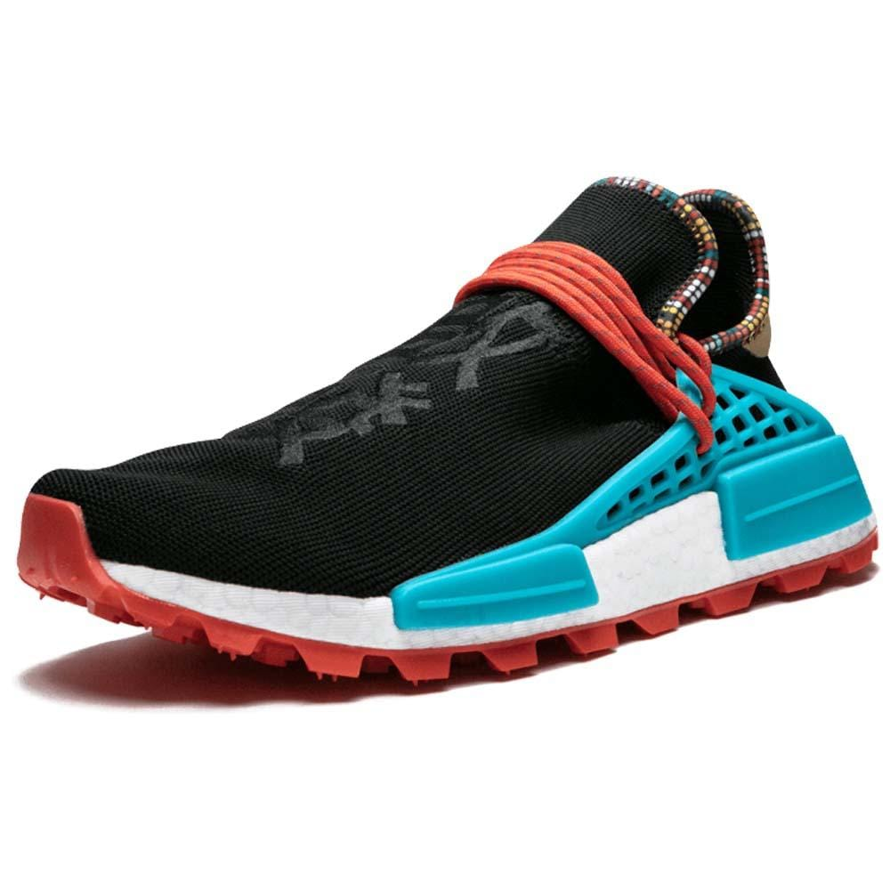 Pharrell x adidas Hu NMD Inspiration Pack Black - Kick Game