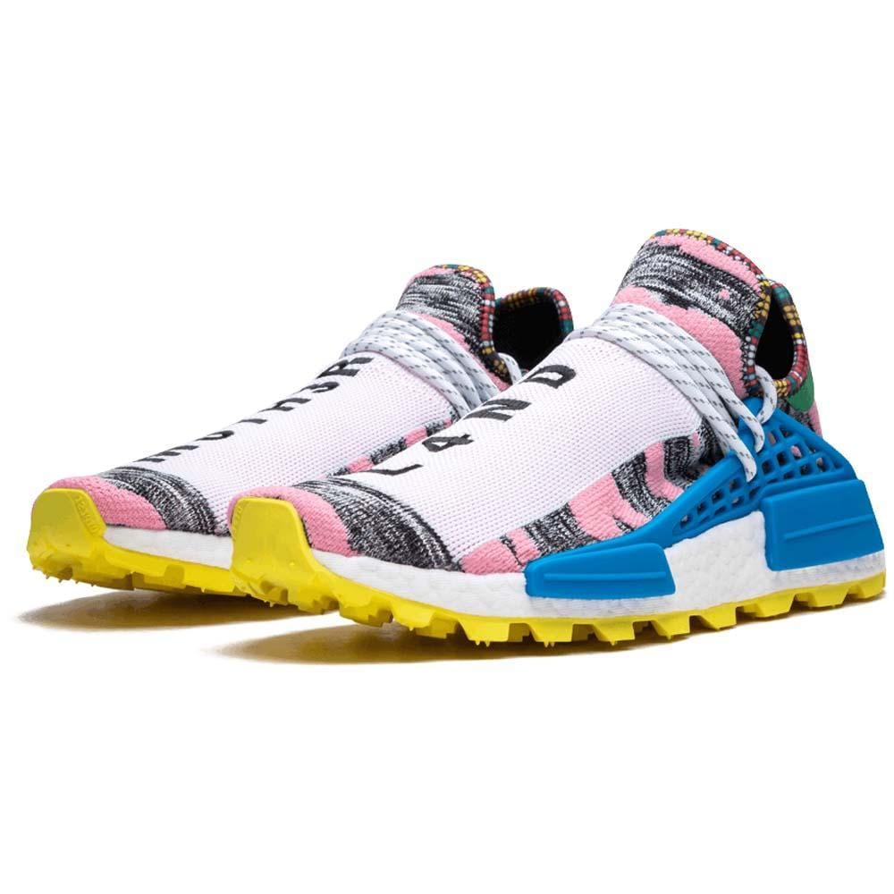 new concept 55f8a ab277 Pharrell x adidas Afro NMD Hu Pack Red Multi