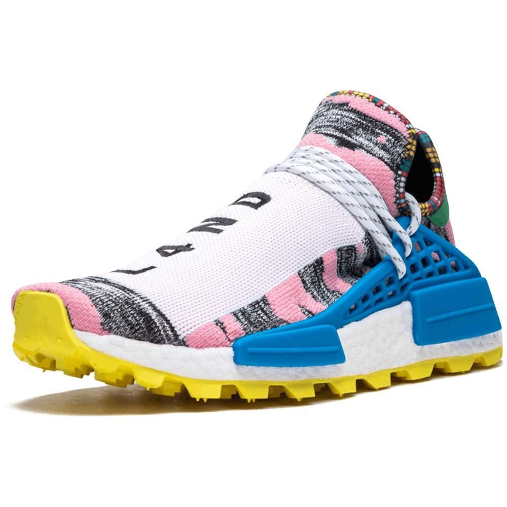 new concept c8401 7acac Pharrell x adidas Afro NMD Hu Pack Red Multi
