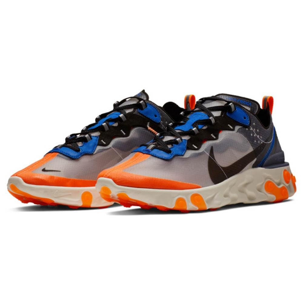 Nike React Element 87 Blue Orange - Kick Game