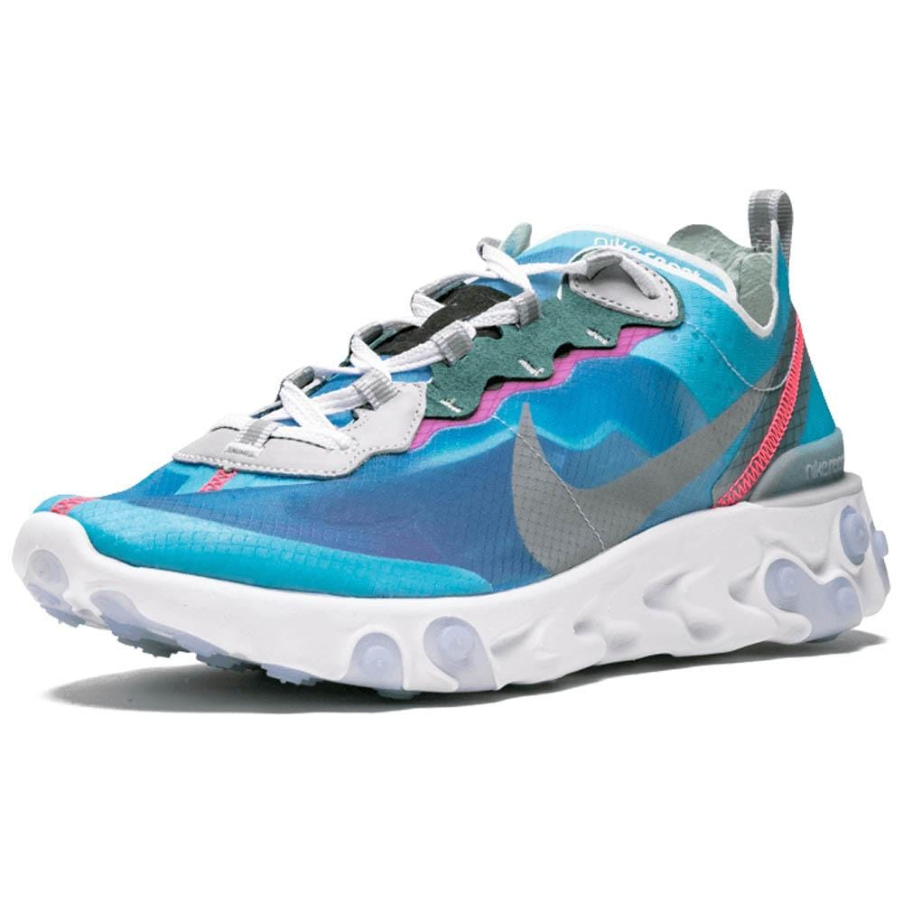 Nike React Element 87 Royal Tint Blue - Kick Game
