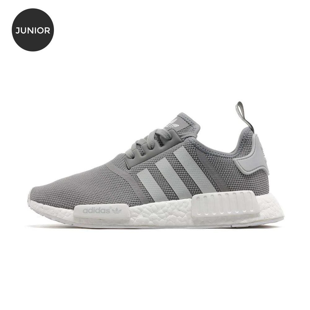 Adidas NMD_R1 GS Solid Grey - Kick Game