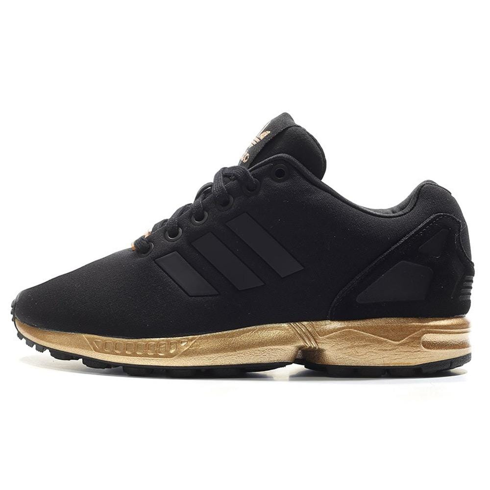 sports shoes 38ac9 e8c1d Adidas ZX Flux Womens - Copper Metallic