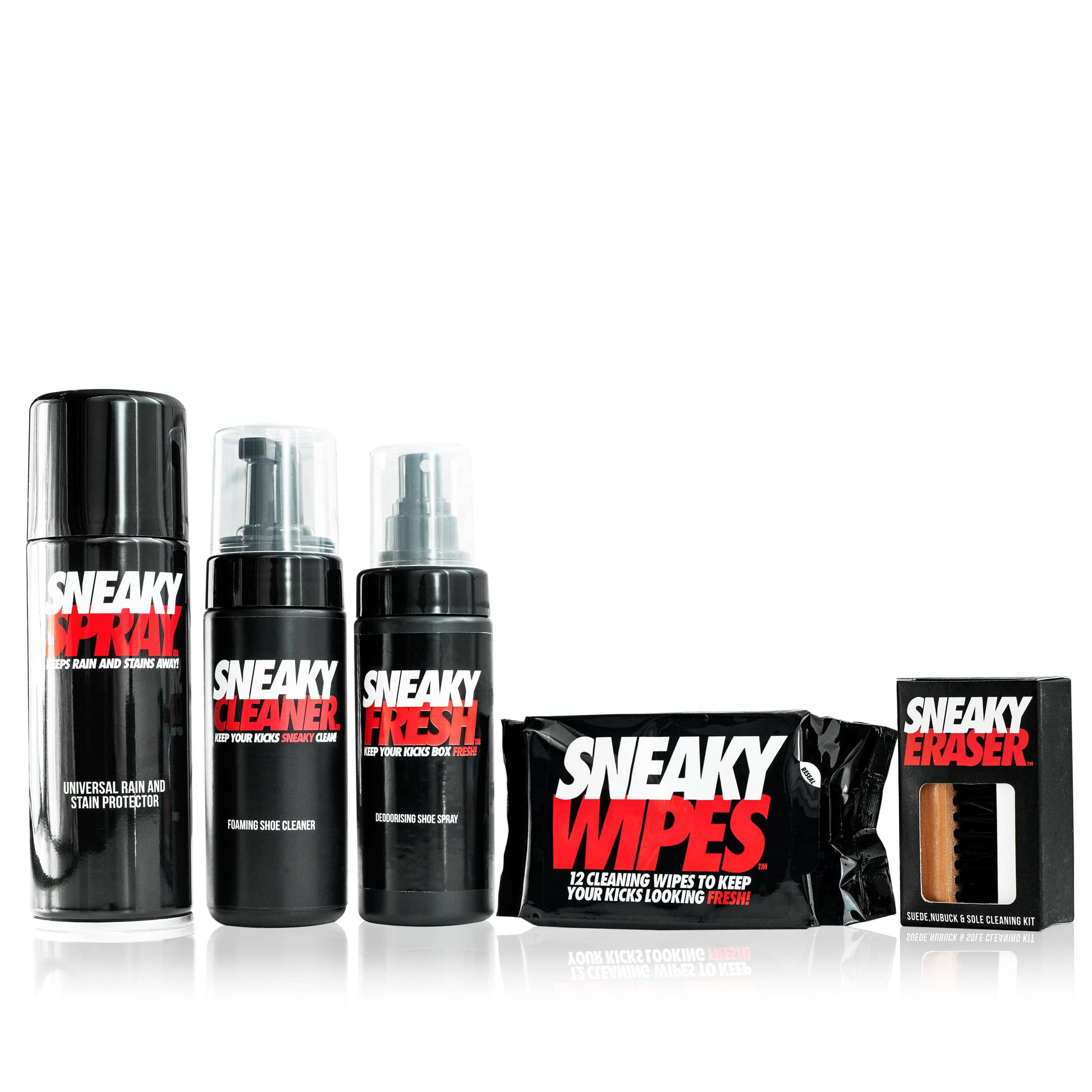 Sneaky Complete Shoe Cleaning Kit - Kick Game