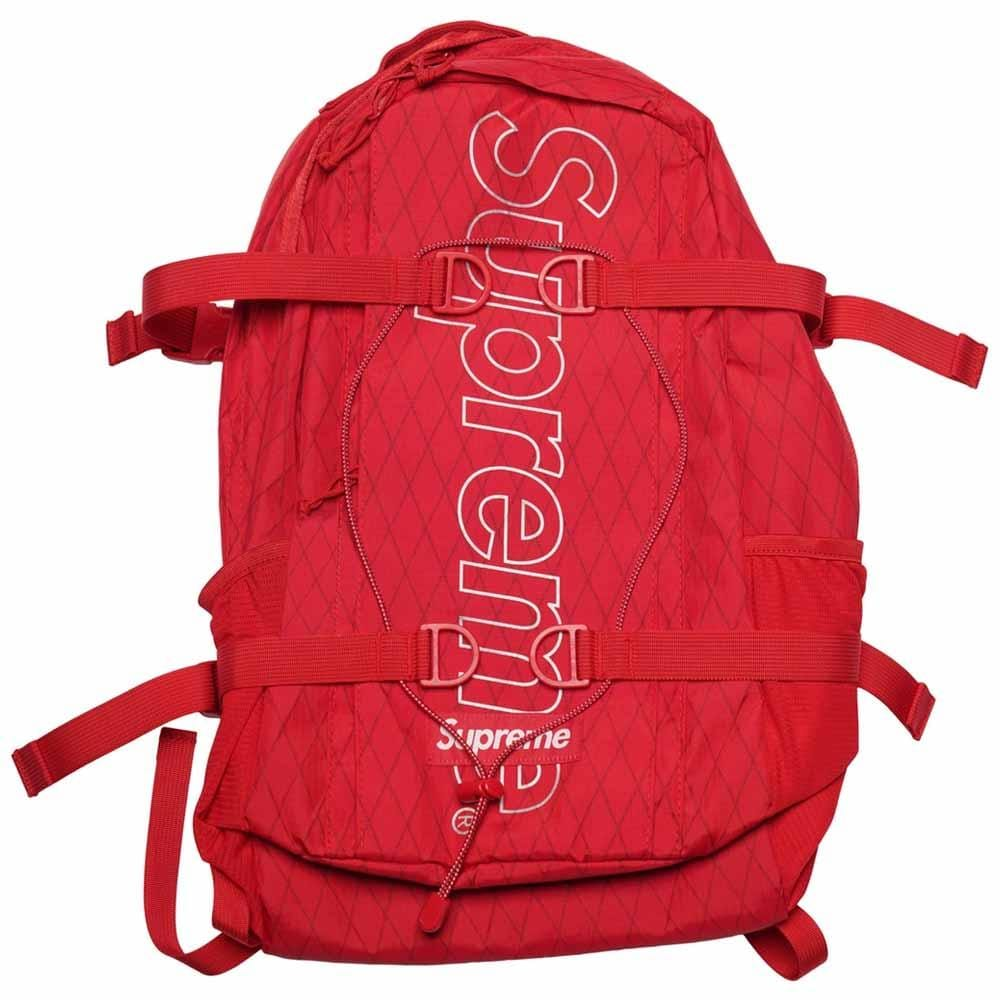 Supreme Backpack (FW18) Red - Kick Game