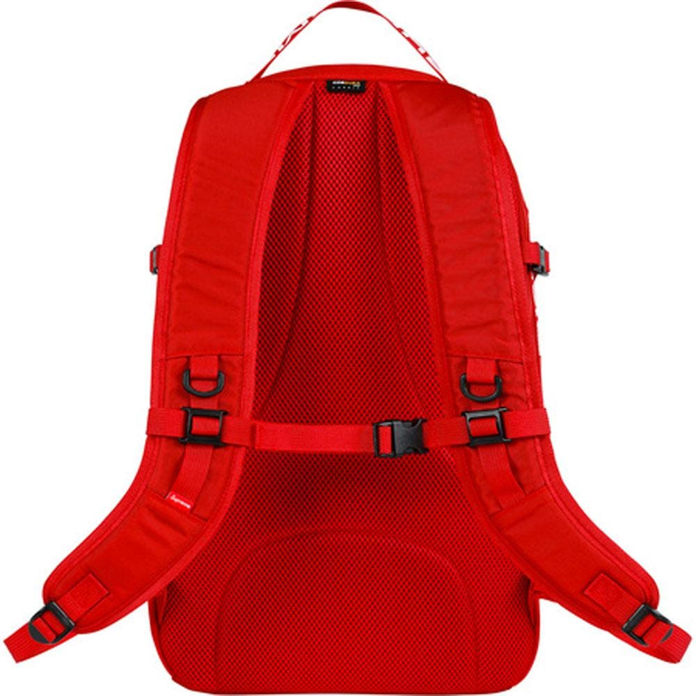 Supreme Backpack (SS18) Red - Kick Game