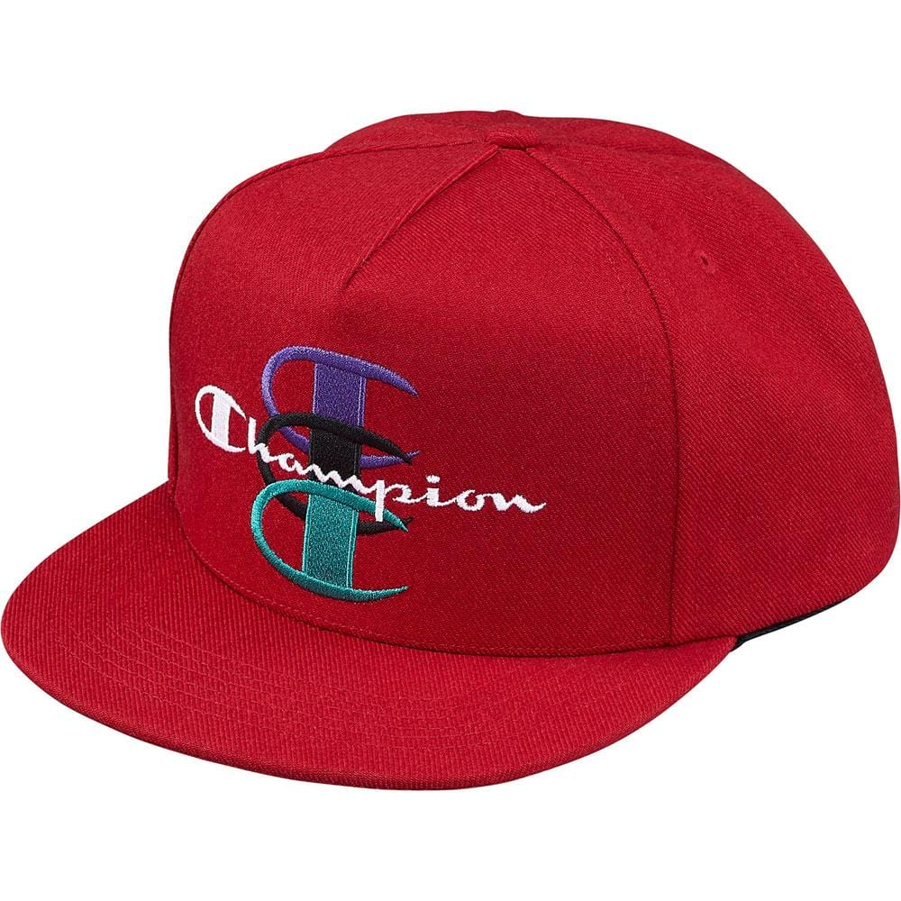 Supreme Champion 5-Panel (FW17) Red