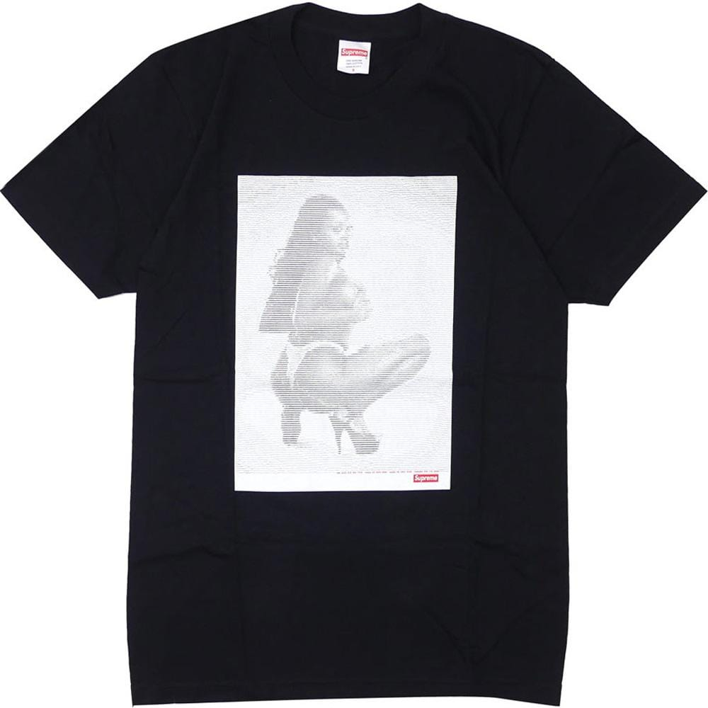 Supreme Digi Tee - Black - Kick Game