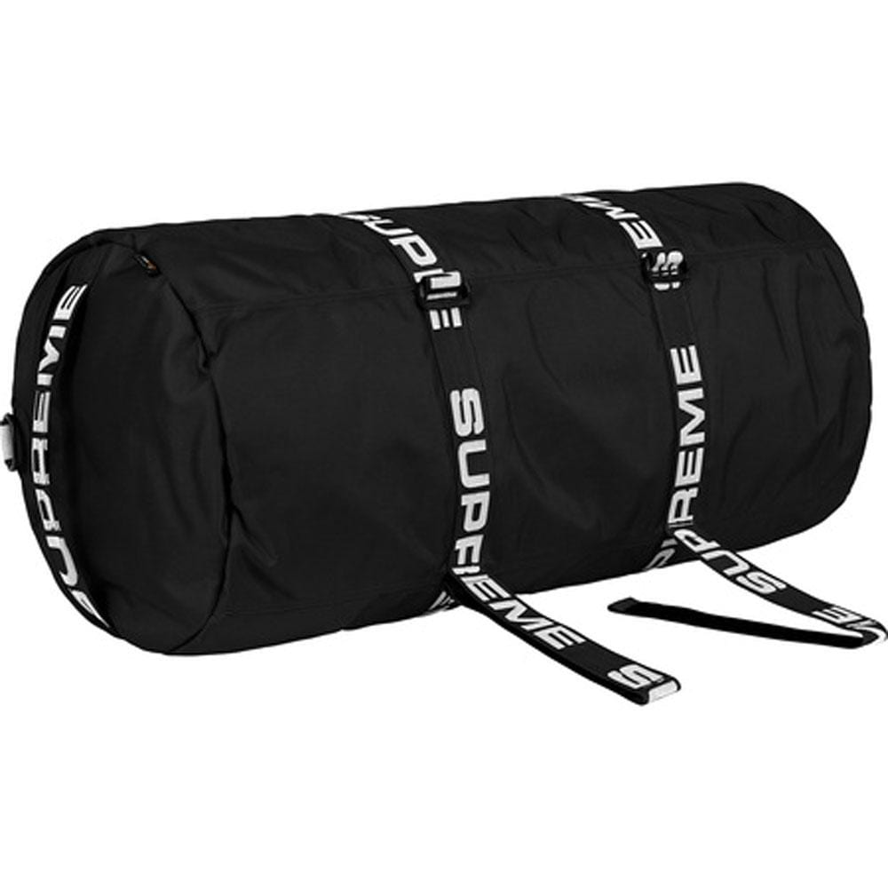 Supreme Duffle Bag (SS18) Black - Kick Game