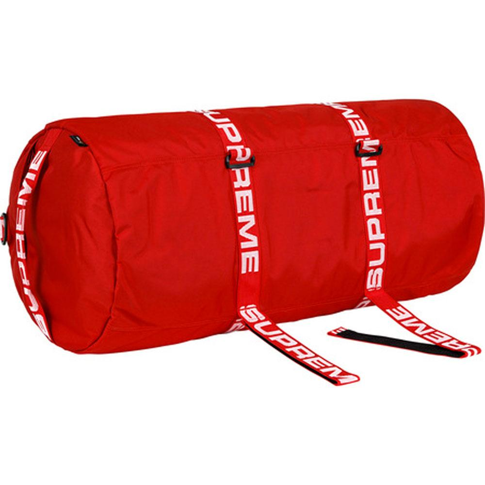 Supreme Duffle Bag (SS18) Red - Kick Game