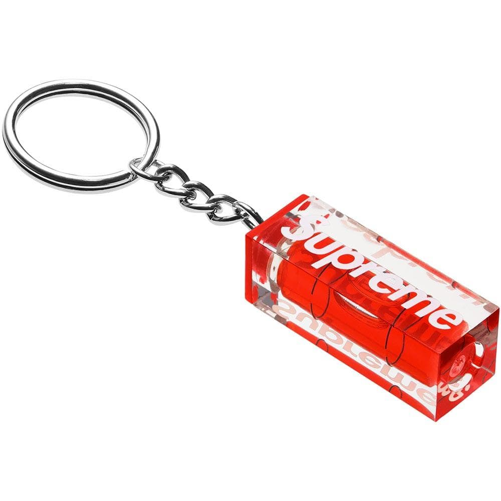 Supreme Level Keychain Red - Kick Game