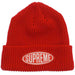 Supreme Oval Patch Beanie Red - Kick Game