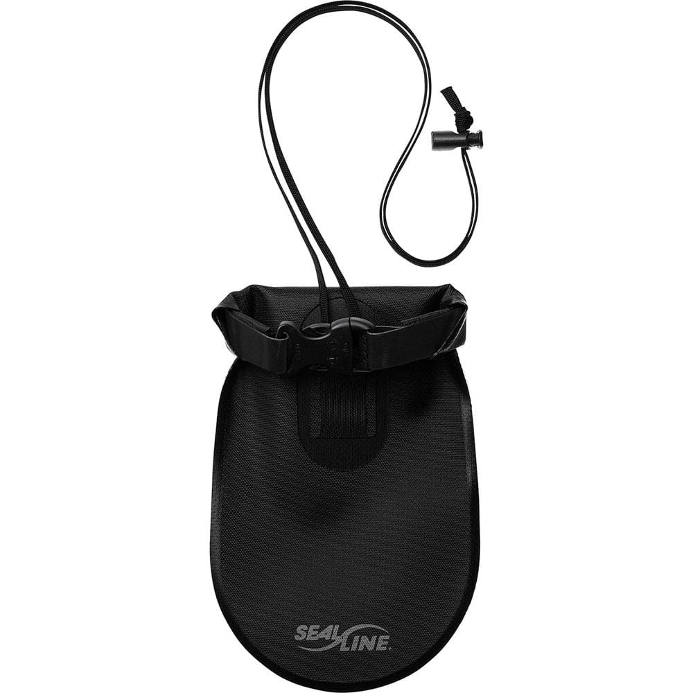 Supreme SealLine See Pouch Large Black - Kick Game