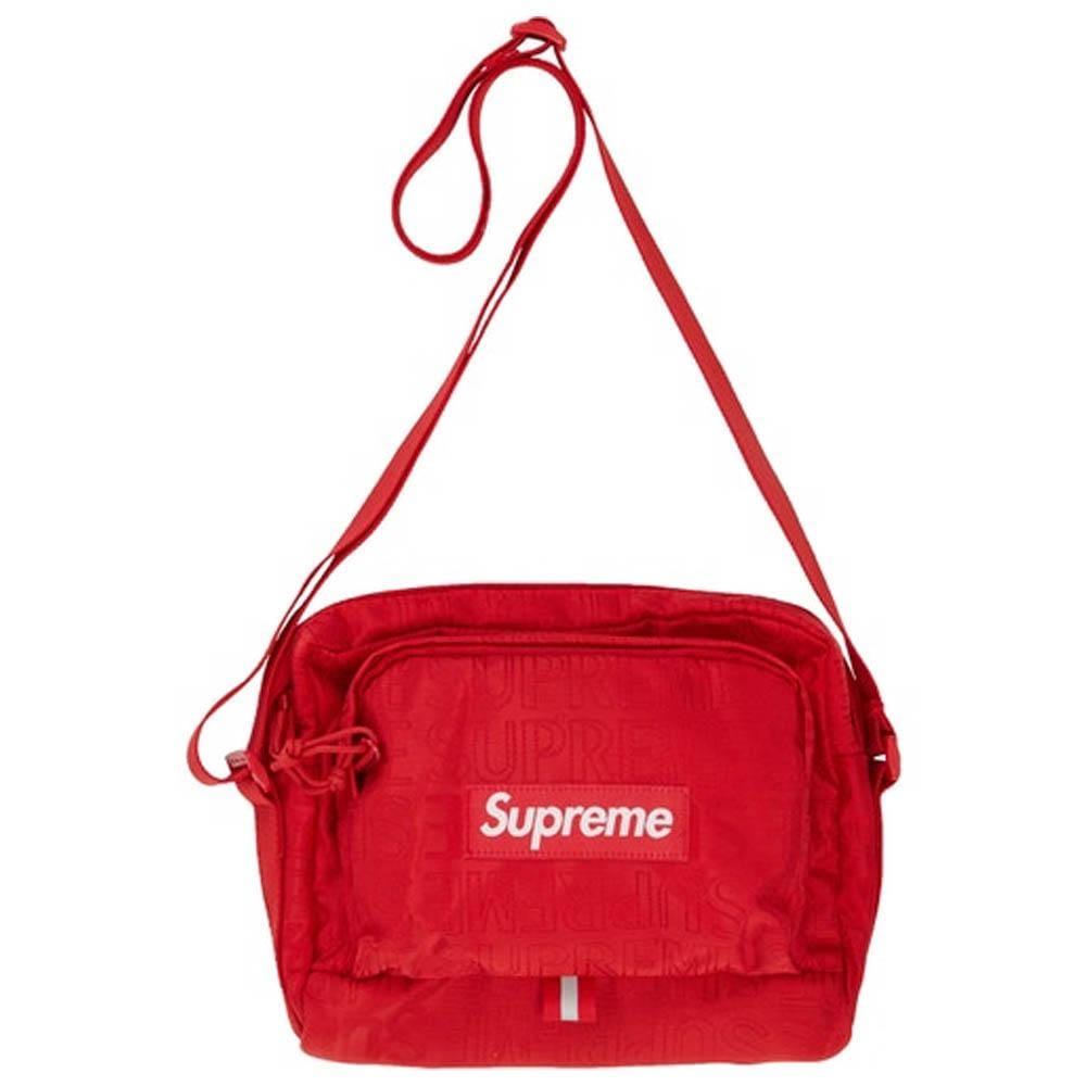 Supreme Shoulder Bag (SS19) Red - Kick Game