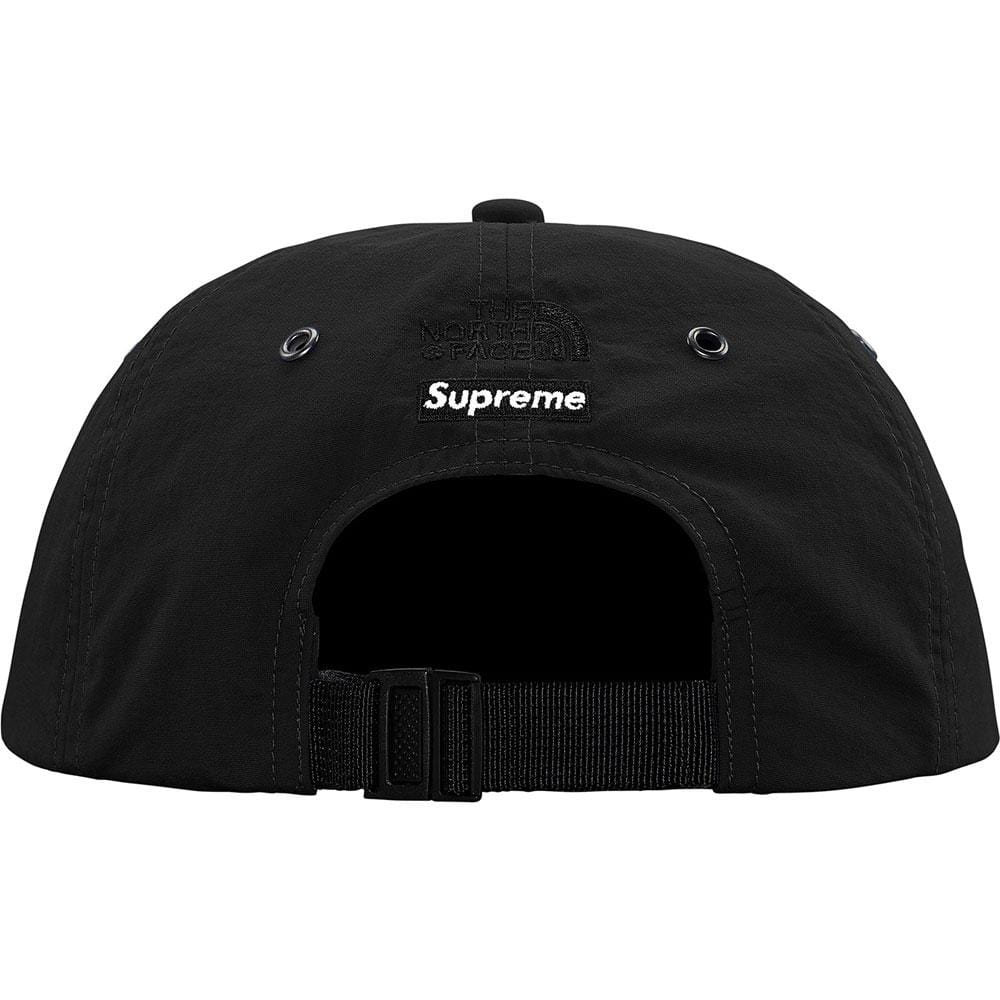 Supreme The North Face Mountain 6-Panel Hat - Black - Kick Game