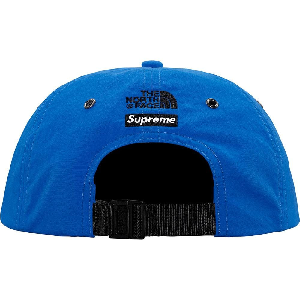 Supreme The North Face Mountain 6-Panel Hat - Royal - Kick Game