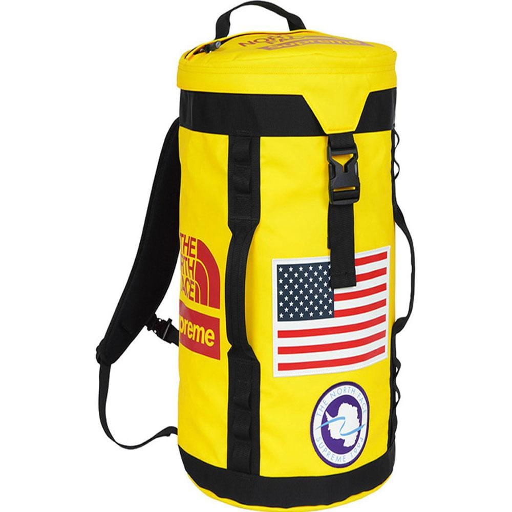 Supreme The North Face Trans Antarctica Expedition Big Haul Backpack Yellow - Kick Game