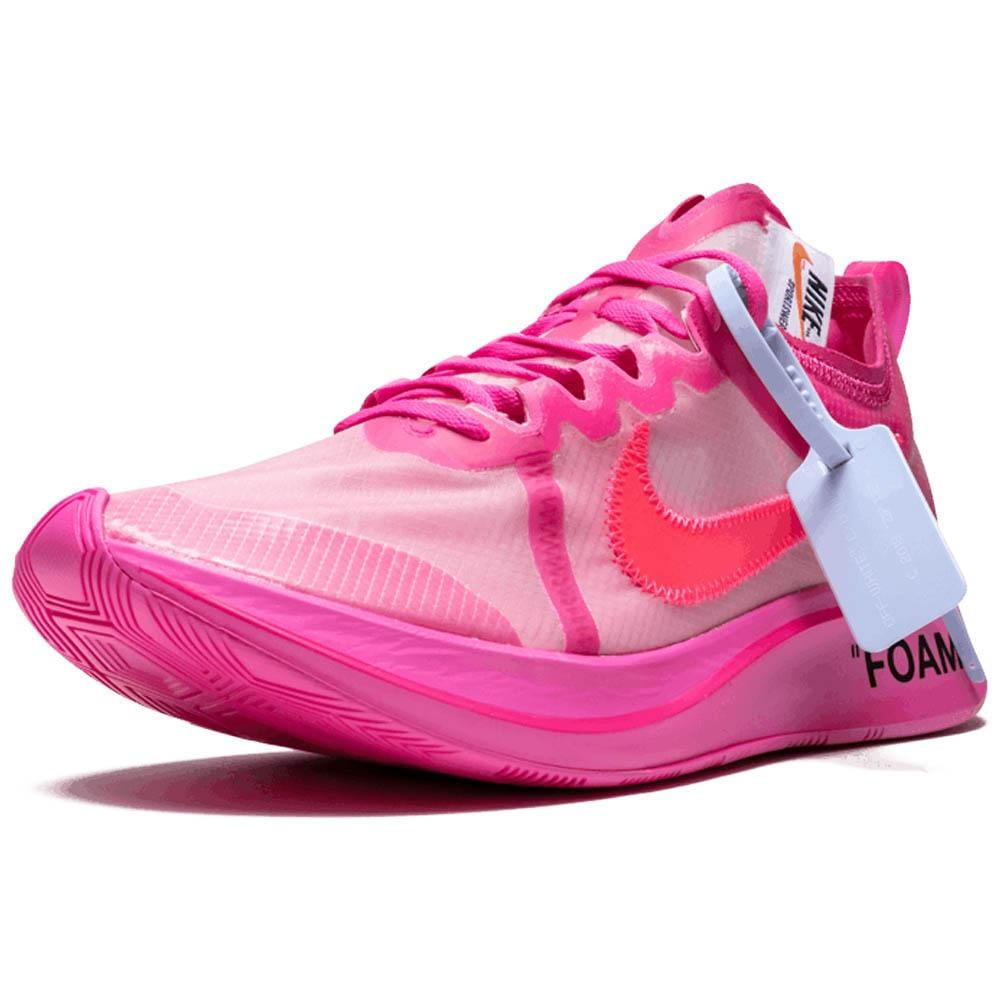 Off-White x Nike Zoom Fly SP Pink - Kick Game