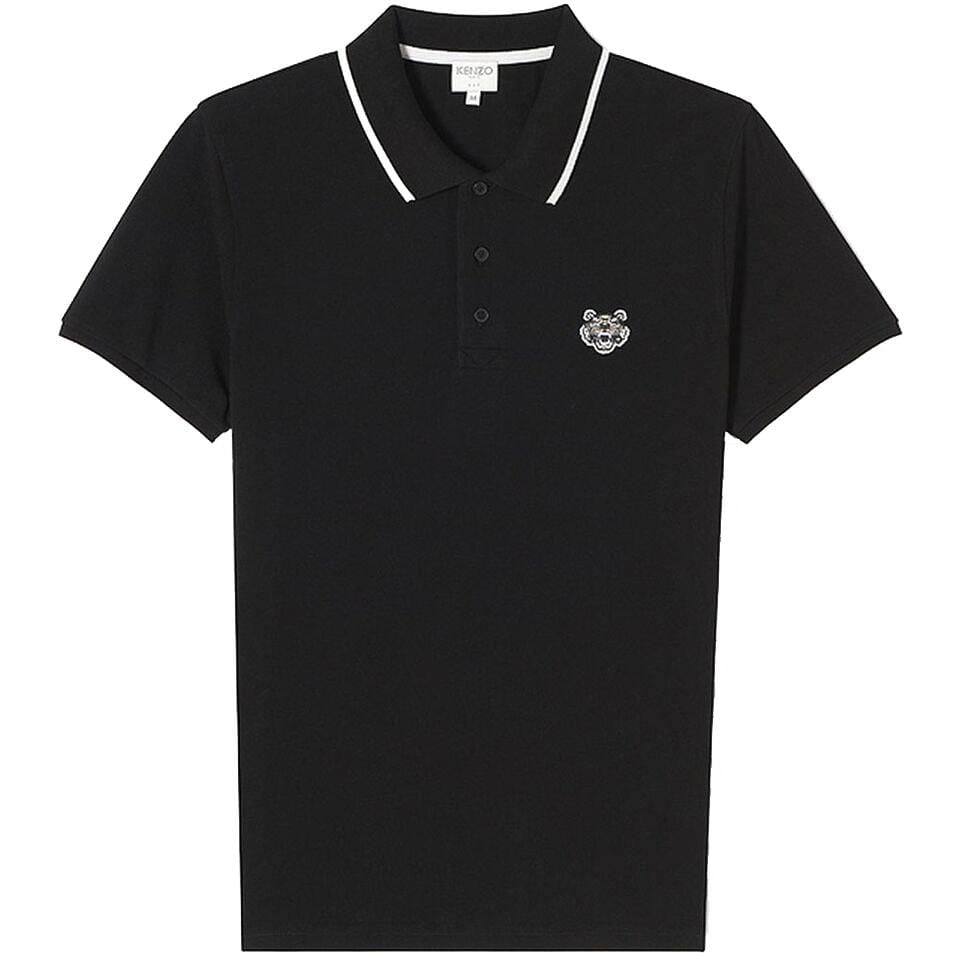 6bef1cde5b Kenzo Slim Fit Tiger Polo Shirt