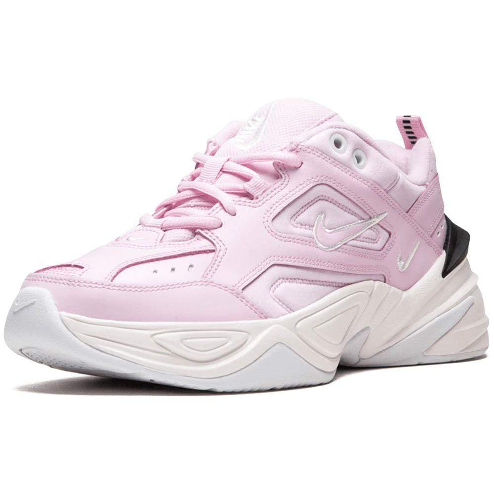 Nike M2K Tekno Pink Black Womens - Kick Game