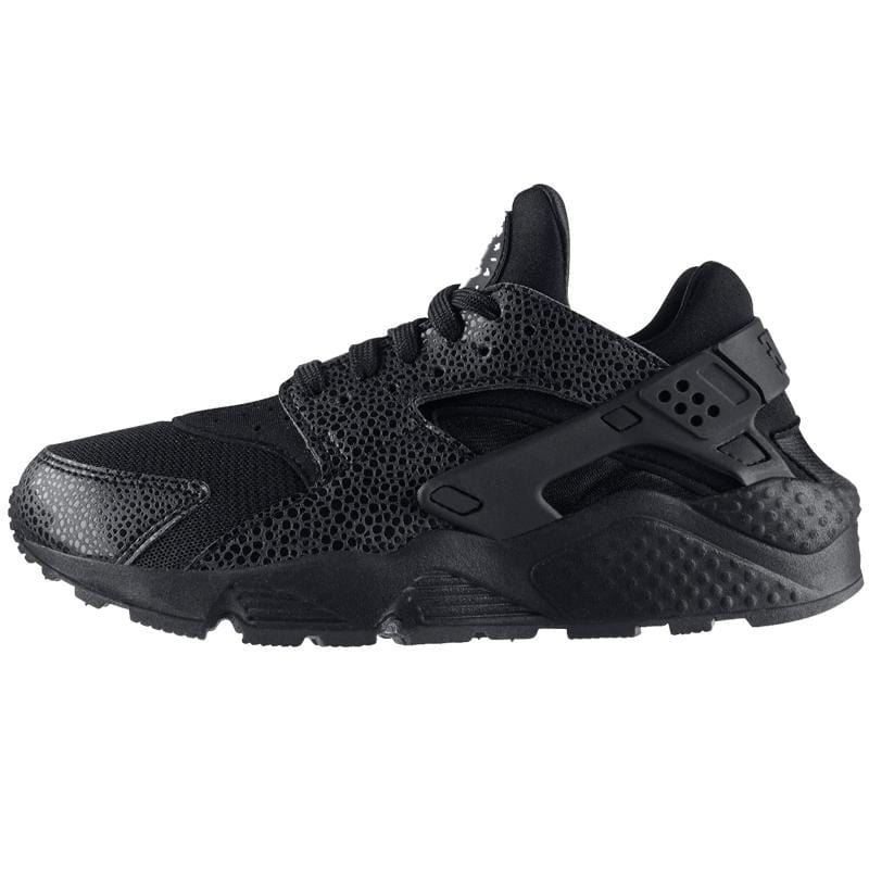 Nike Air Huarache WMNS Black Lizard-Safari