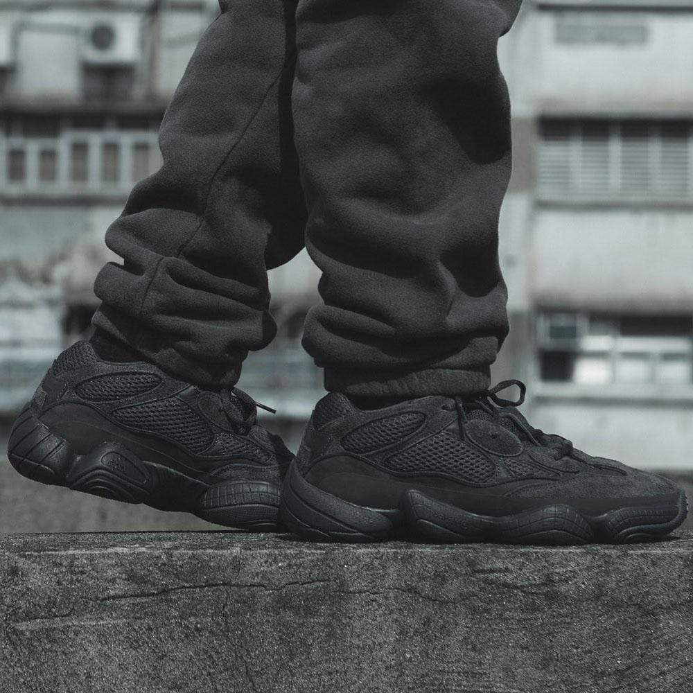 best cheap 079f0 1df5b adidas Originals Yeezy 500 Utility Black