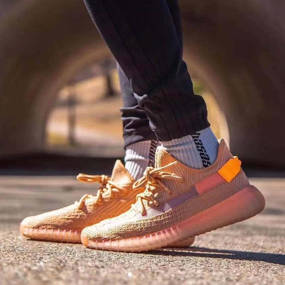 Adidas Yeezy Boost 350 V2 Clay - Kick Game