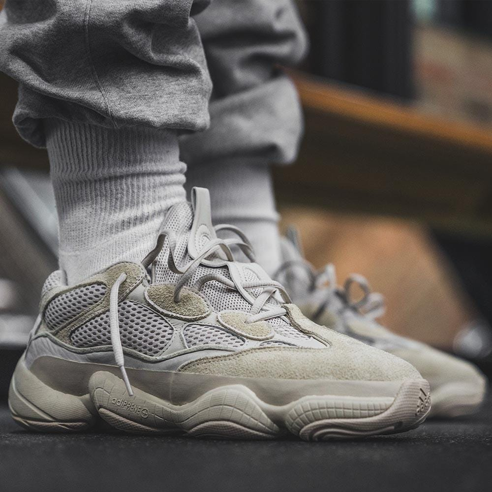 buy popular 8ccf5 9f32d adidas Originals Yeezy 500 Blush