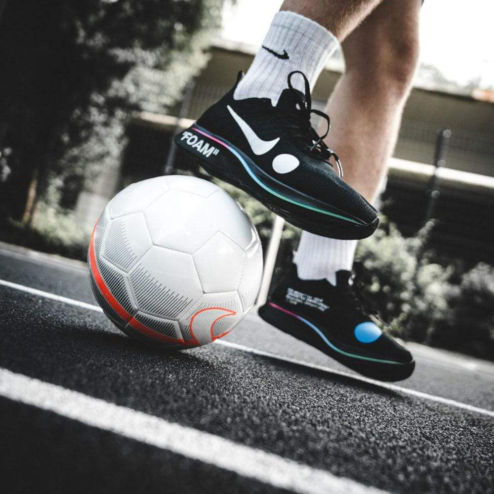 Off-White x Nike Zoom Fly Mercurial Flyknit Black - Kick Game