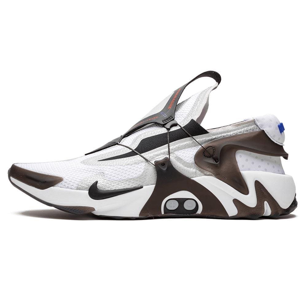 Nike Adapt Huarache White Black - Kick Game
