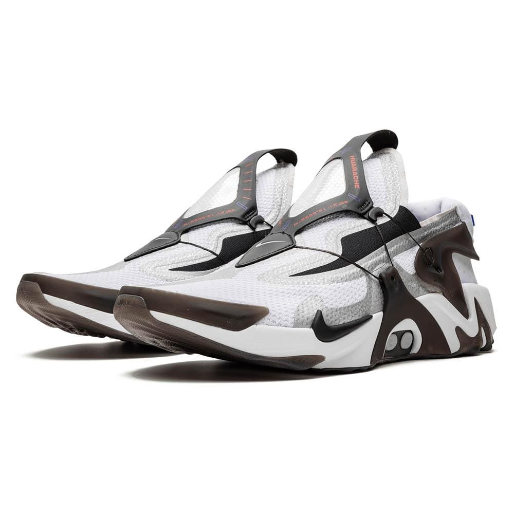 Nike Adapt Huarache White Black