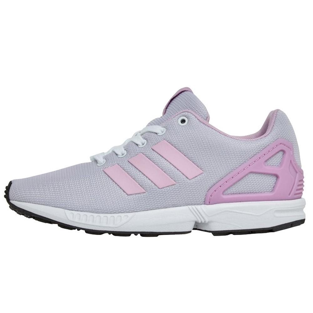 pretty nice 193c1 71b45 adidas Originals Girls ZX Flux Trainers