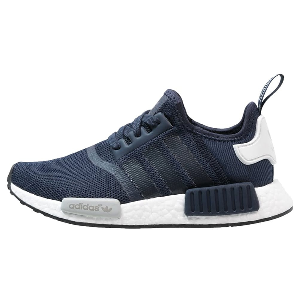 low priced c7906 a811a adidas NMD RUNNER collegiate navy-white