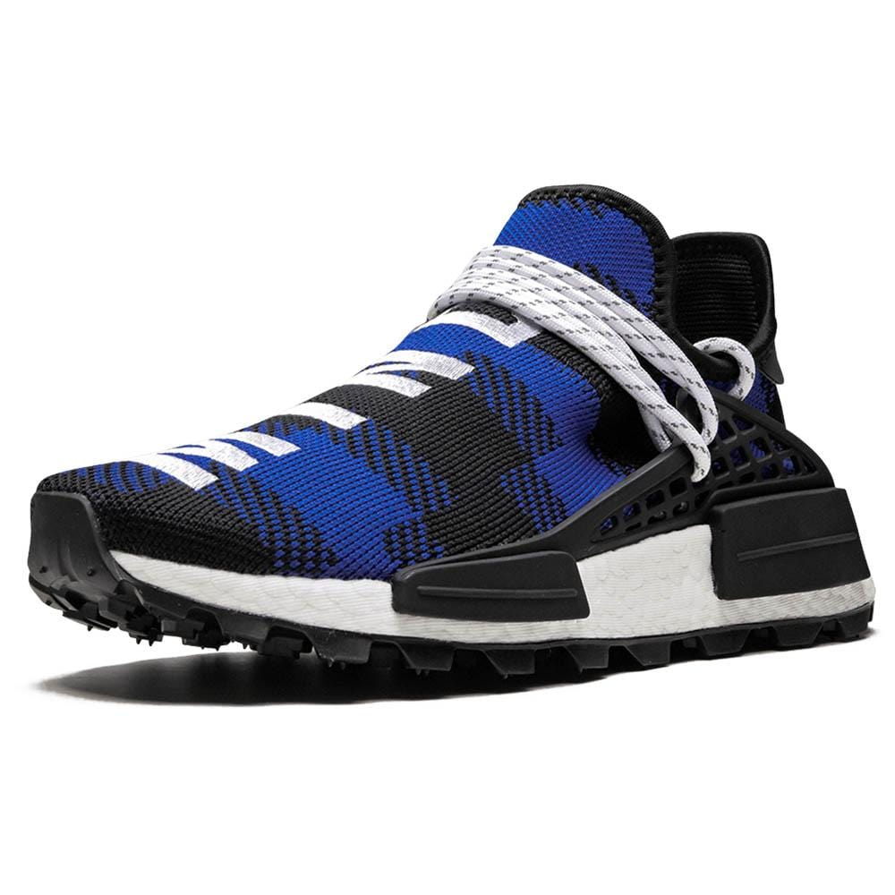 Pharrell x Billionaire Boys Club x NMD Human Race Trail 'Blue Plaid' - Kick Game