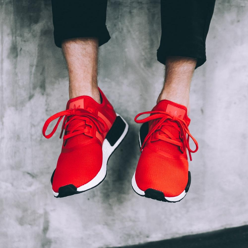 Adidas NMD_R1 Red - Kick Game