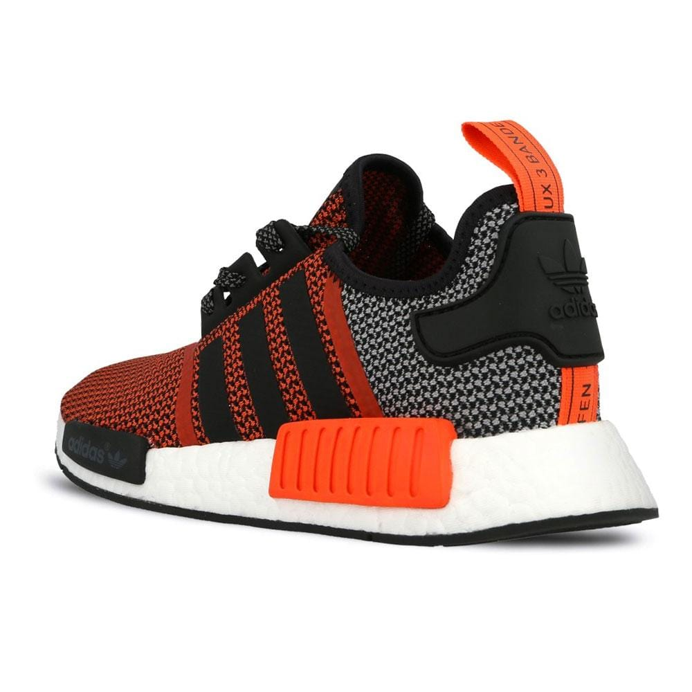 huge selection of e6d07 74c2a Adidas NMD R1 - Lush Red - Core Black - Running White