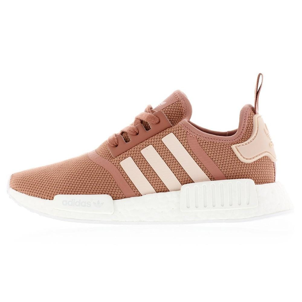 new products e75b1 71d77 Adidas NMD_R1 W Raw Pink