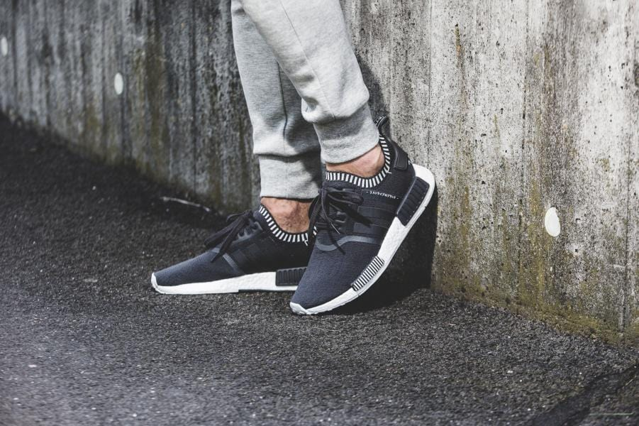 purchase cheap 751ce f1366 Adidas NMD R1 Primeknit Solid Grey Japan Pack